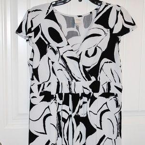 Merona floral print Dress Sz. Large